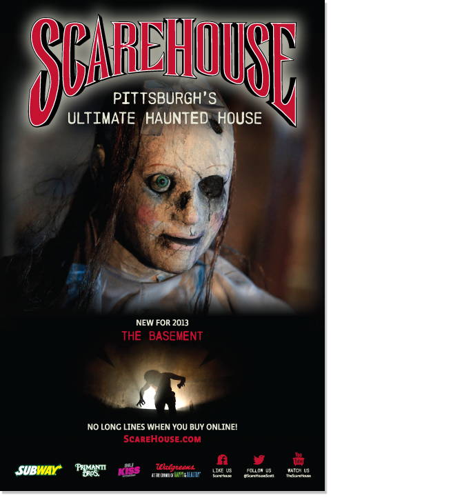 Scariest Haunted Houses Pittsburgh Pa: Pittsburgh Design And Photography
