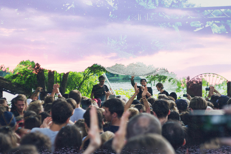 Innervisions' Lost in a moment party in Berlin