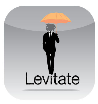 We Levitate - Designs & Illustrations by Ras