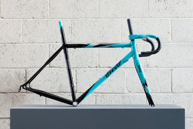 Takashi\'s road bike - cromaworks.com